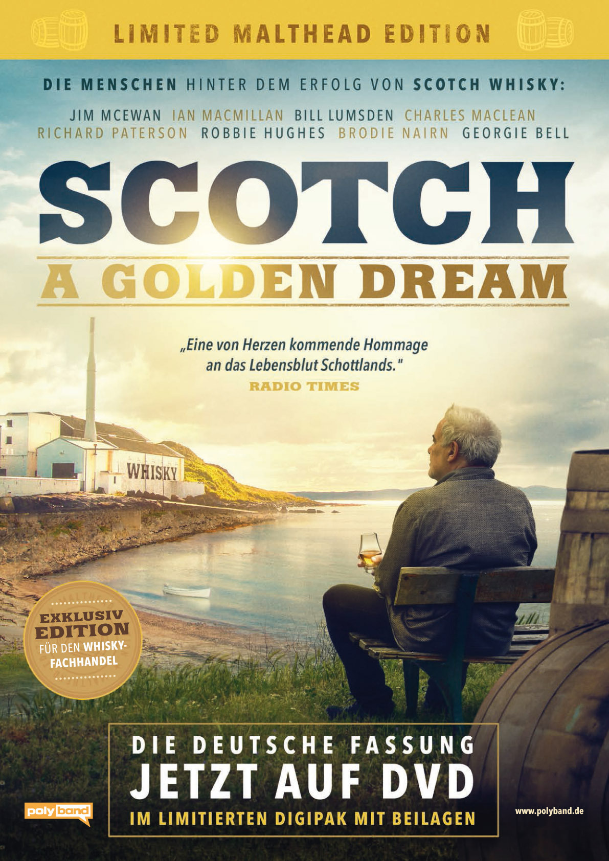 SCOTCH - A GOLDEN DREAM
