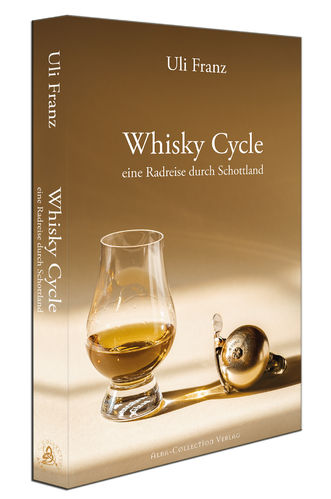 Whisky Cycle - Book