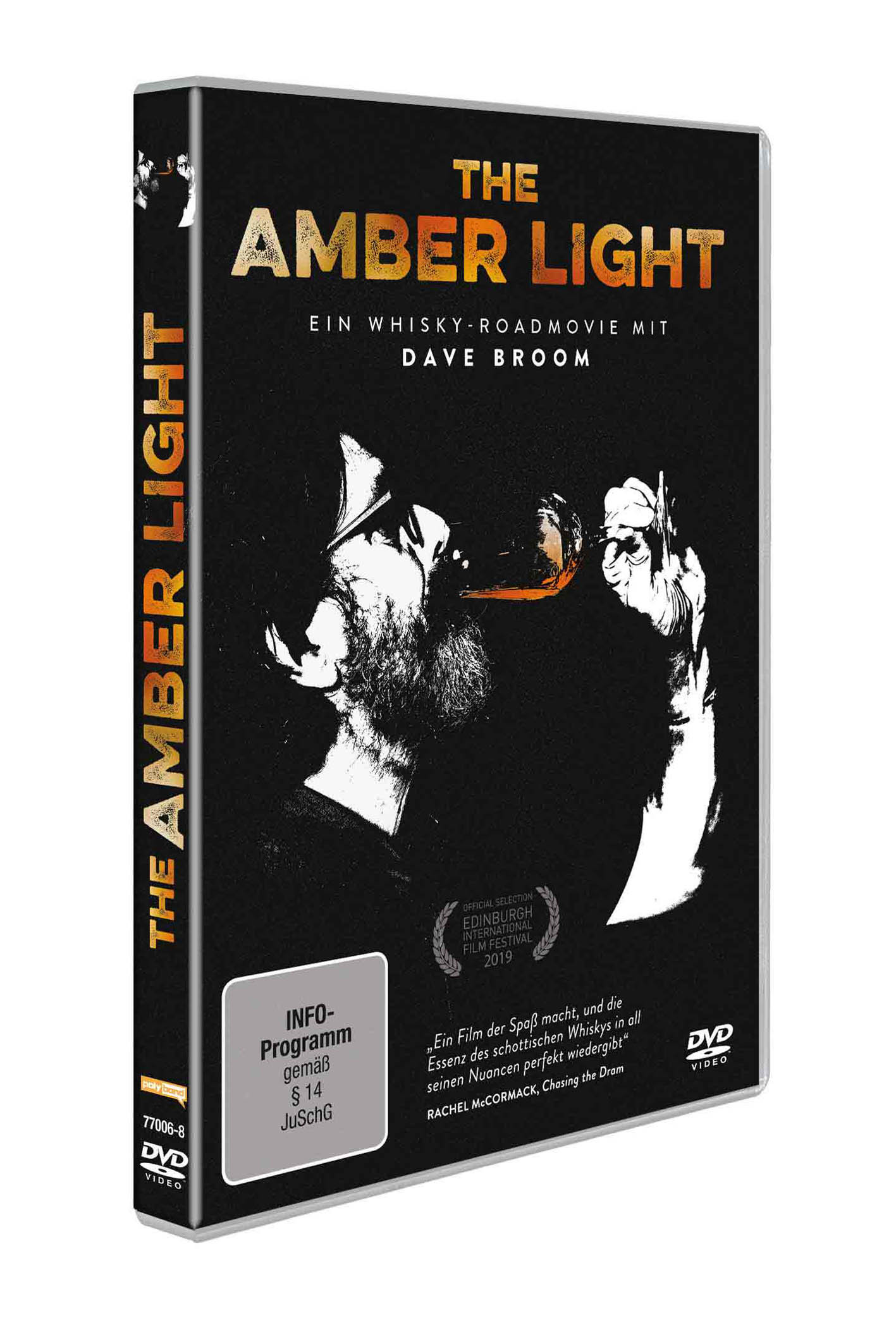 DVD - The Amber Light
